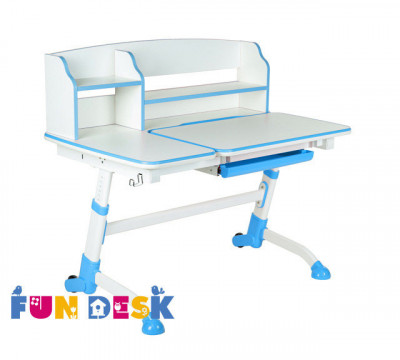 Парта Fun Desk Amare II синий