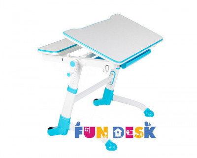 Парта Fun Desk Volare синий
